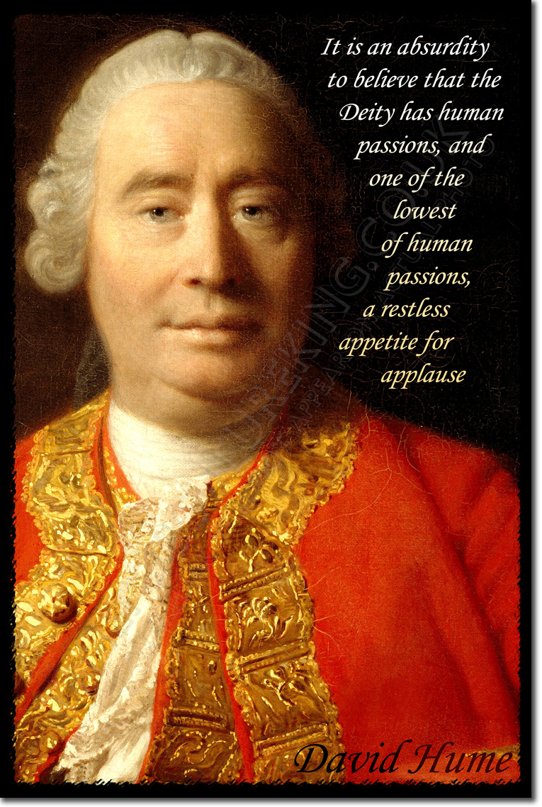 the life and reasoning of david hume 217 quotes from david hume: and 'no man ever threw away life while it was worth does it contain any experimental reasoning concerning matter of fact and.