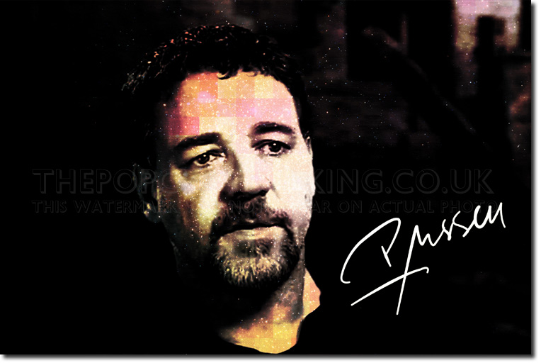 Russell crowe les miserables poster - photo#19