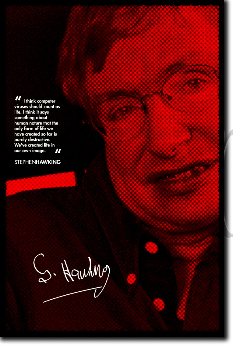 a short biography of stephen hawking A brief history of time by stephen hawking is a novel about the known range of  time from the big bang up to black holes hawking talks about different theories.