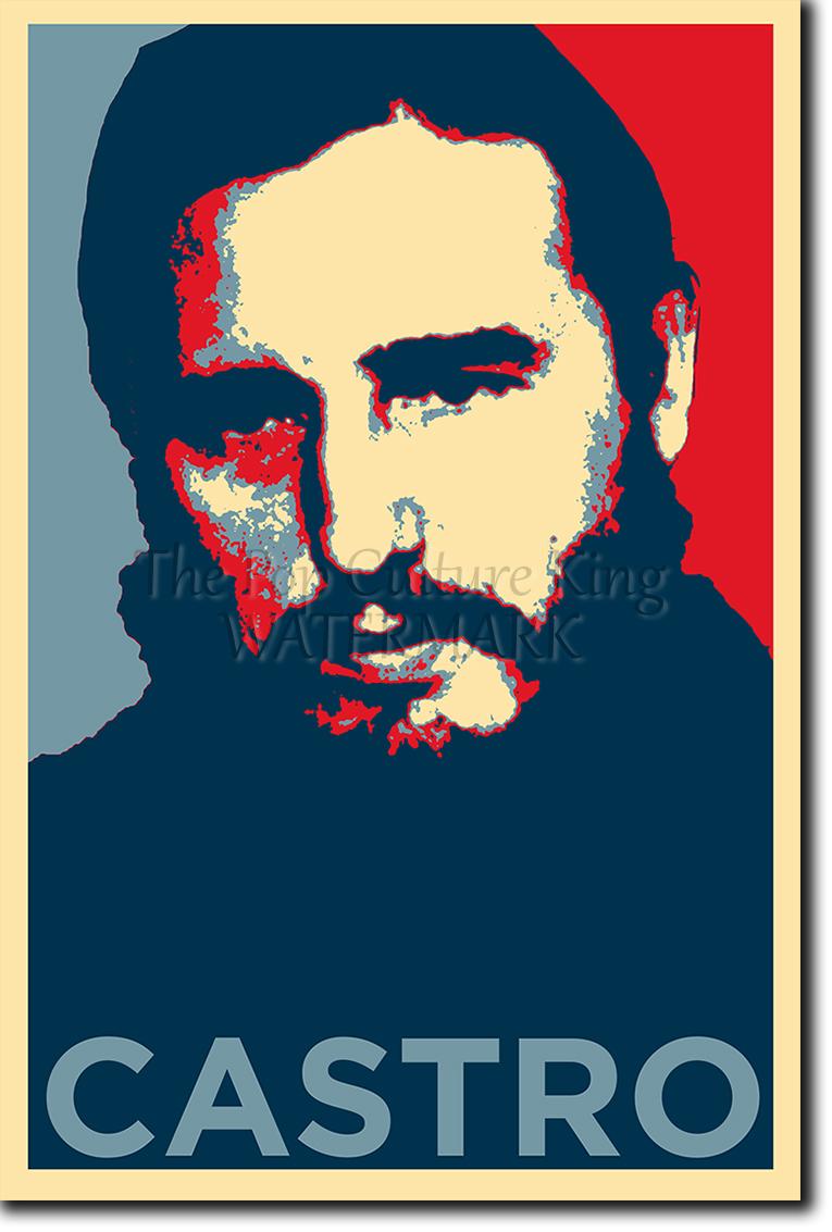 OBAMA HOPE INSPIRED KARL MARX PHOTO PRINT POSTER GIFT 2 SOCIALISM COMMUNISM